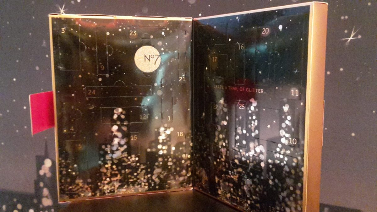Boots beauty Advent calendar sneak peek